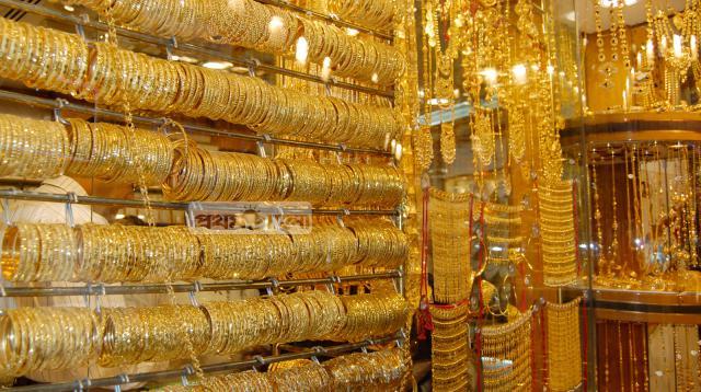 ভরিতে স্বর্ণের দাম কমলো ১৩০০ টাকা