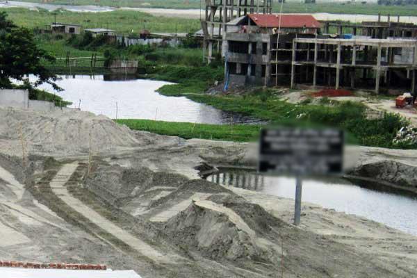 'রাজধানীর নিম্নাঞ্চল ভরাট করছে ভূমিদস্যুরা'