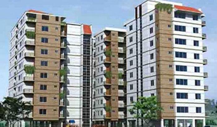 'স্বল্প আয়ের নগরবাসীর জন্য ১,২০৯টি ফ্ল্যাট নির্মাণ'